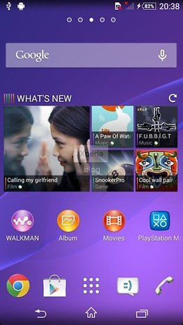 Sony Xperia Sirius Gallery - Gallery | AndroidPIT