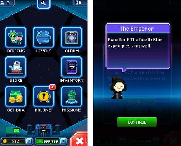 star wars tiny death star screenshot 04