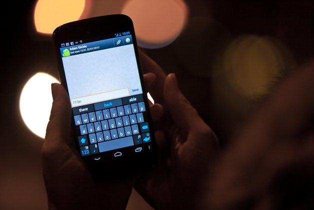 tastatur app swiftkey mobile