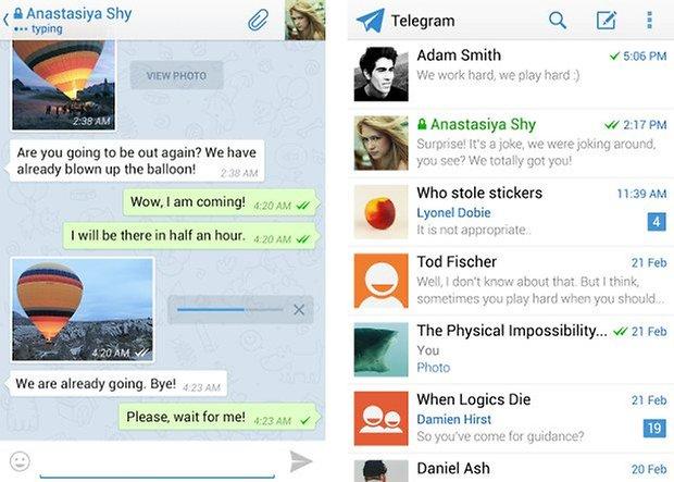telegram messenger screenshot 01
