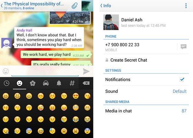telegram messenger screenshot 02