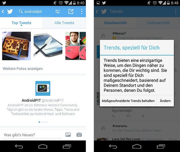 twitter app update screenshot 02