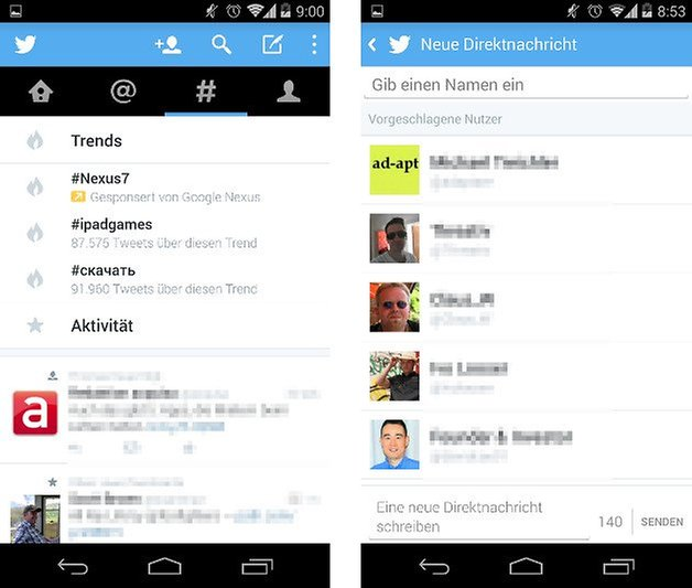 twitter app update screenshot 03