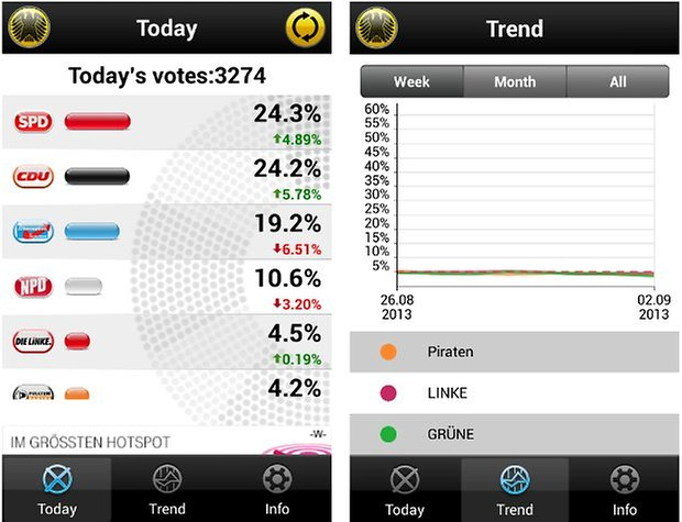 wahlbarometer app screenshot 01