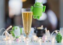 Sept ans d'Android : histoire d'un parcours tout en sucreries !