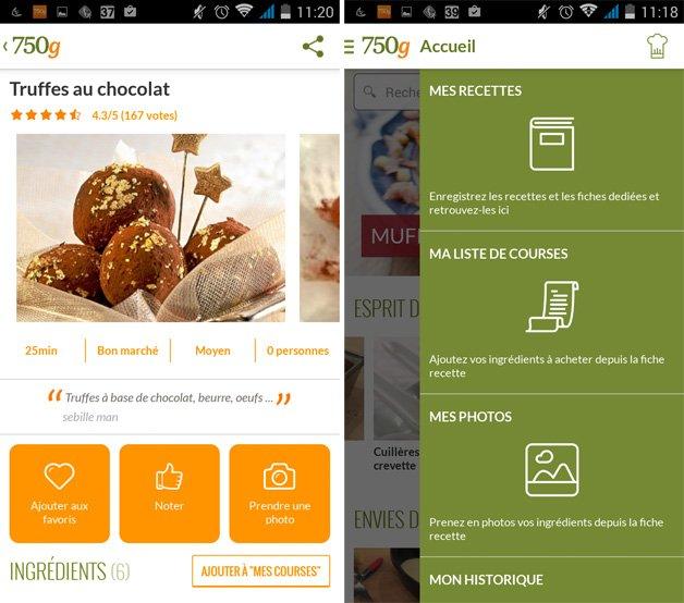 Les Meilleures Applications De Recettes Sur Android Androidpit