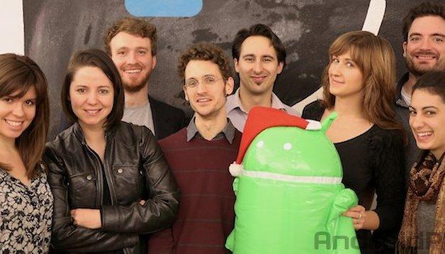 Um Feliz Natal de toda a equipe do AndroidPIT!
