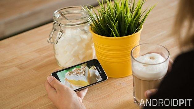 Android Lemon Meringue Pie