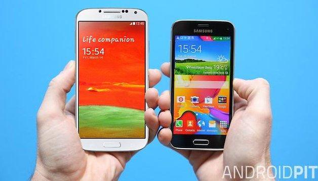 Samsung Galaxy S4 vs S5 Mini : le petit nouveau bat-il l'ancien fleuron ?