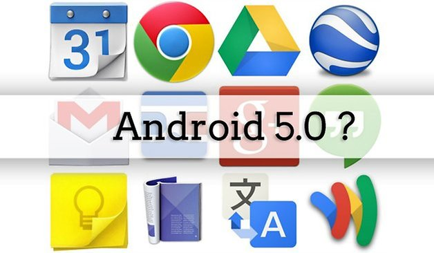 Google app android 5 0