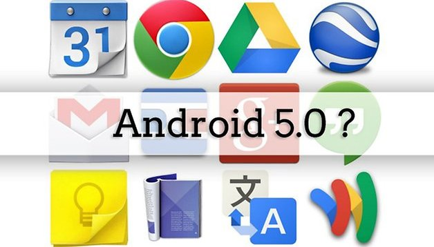 Mise à jour des applications Google : prémices d'une grande mise à jour 5.0 ?