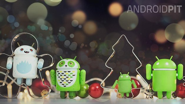 Merry Christmas ANDROIDPIT