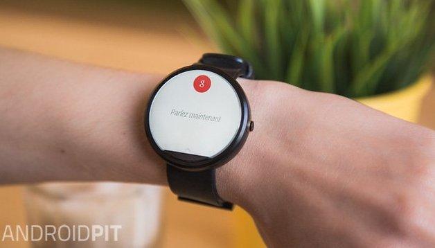 Test complet de la Motorola Moto 360 : et le rêve prend fin