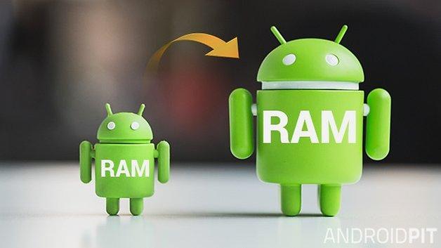 RAM extended