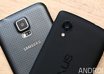 Comparatif : Samsung Galaxy S5 vs Nexus 5
