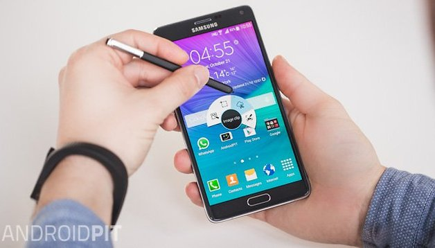 Le Samsung Galaxy Note 4 est disponible en France