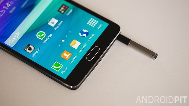 how to turn on samsung note 4