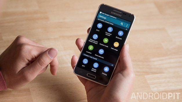 Samsung Galaxy Alpha ENGLISH 3