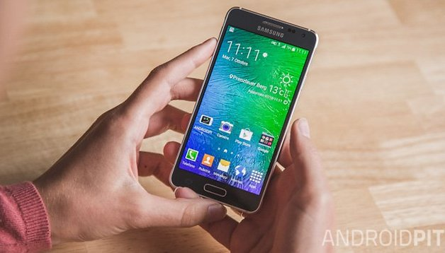 Samsung Galaxy Alpha : test complet d'un Samsung hors du commun