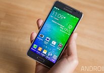How to take a screenshot with the Galaxy Alpha