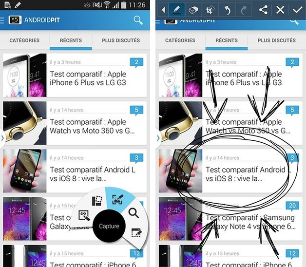 Screenshot GalaxyNote3 2