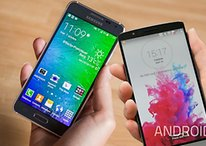 Samsung Galaxy Alpha vs LG G3 : deux smartphones à part