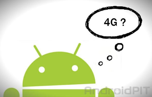 android 4 G