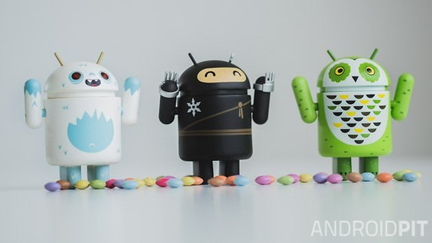 android buddies happy