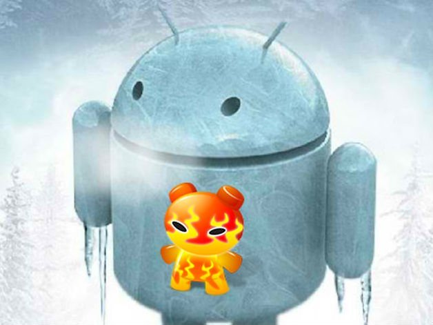 android freeze
