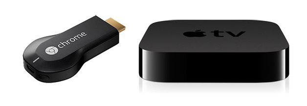 appletv chromecast