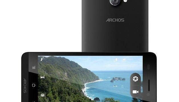 Archos 45 & 50 Helium : prix et disponibilité de ces low-cost 4G