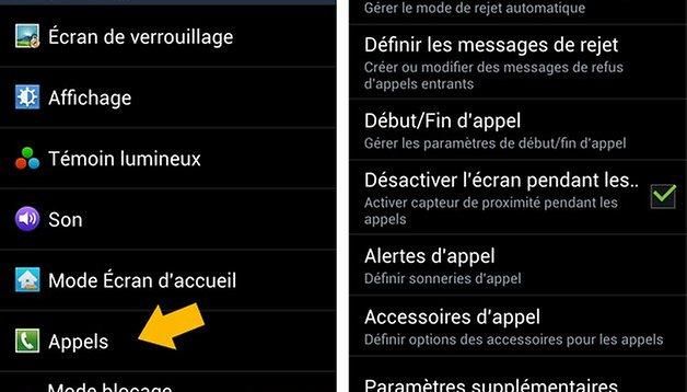 Comment bloquer un numéro sur le Samsung Galaxy S4