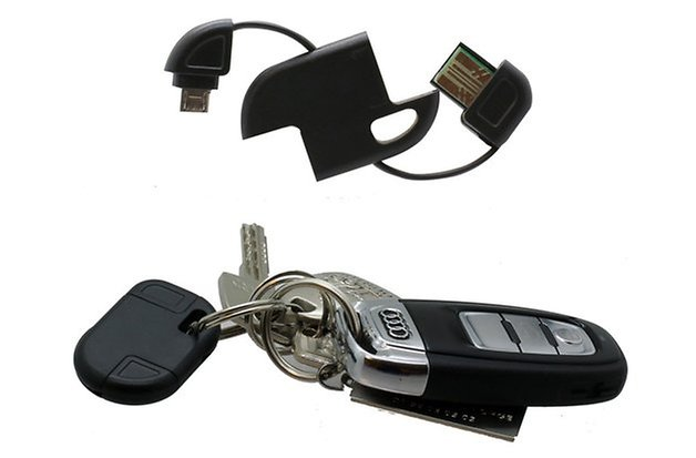 charger key