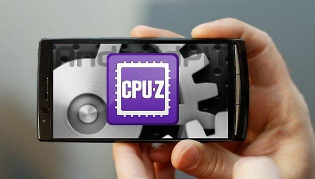 Obtenez toutes les informations sur votre Android avec CPU-Z