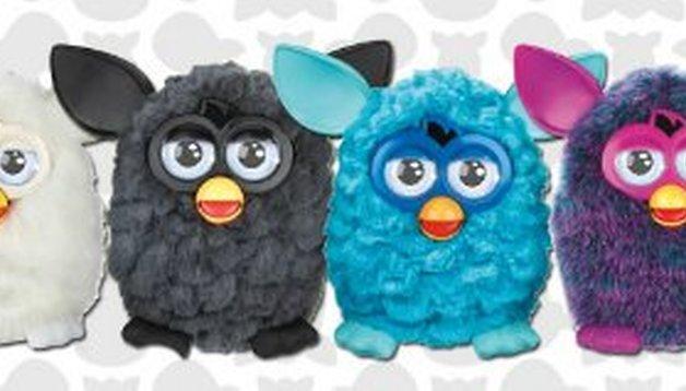Quand les Furby ont aussi leur application...