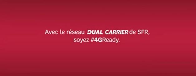 dual carrier sfr