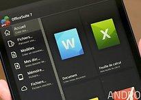 Gratuit vs Premium : OfficeSuite Pro 7, que nous apporte la version pro ?