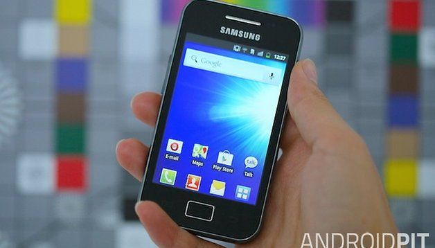 Comment booster le Samsung Galaxy Ace ?
