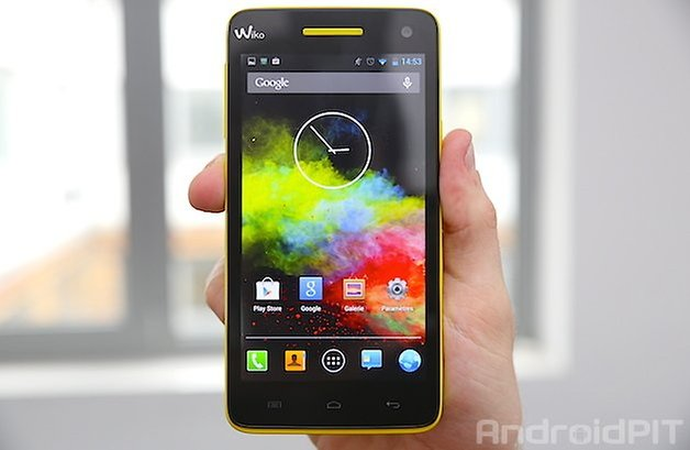 fr wiko front