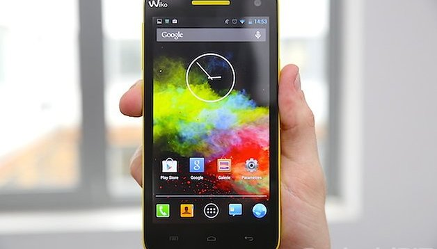 Wiko Rainbow : Android 4.4 KitKat est disponible