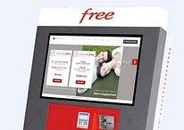 Free se lance dans un distributeur automatique de carte SIM
