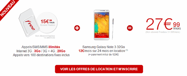 free location note3