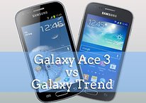 Comparatif : Samsung Galaxy Ace 3 vs Galaxy Trend