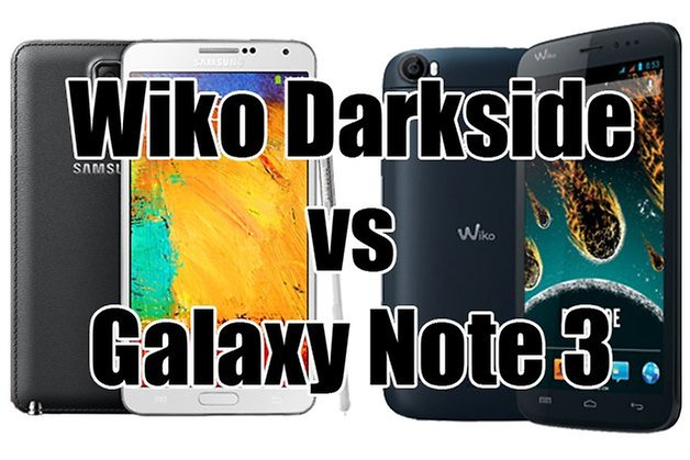 galaxy note 3 wiko darkside