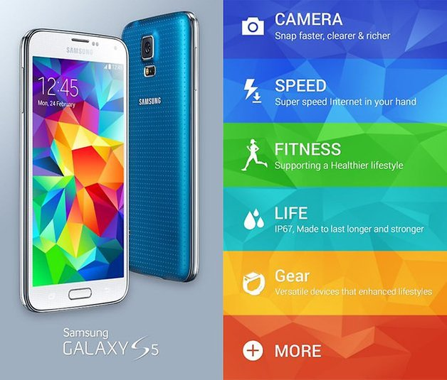 galaxy s5 experience 3