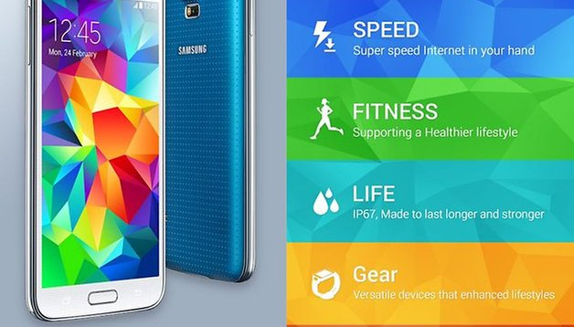 Trade in your Galaxy S3 or S4 for an S5