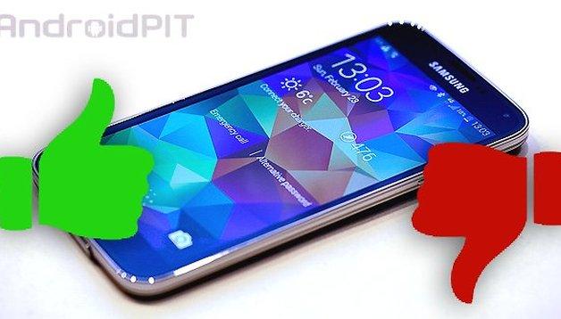 Samsung Galaxy S5 - ¿Amor u odio? Las reacciones en AndroidPIT