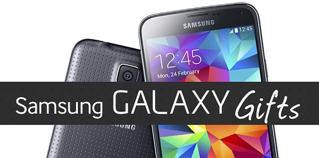 galaxy s5 gifts