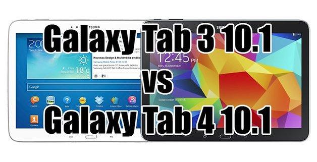 galaxy tab 3 10 vs tab 4 10