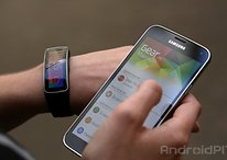 Galaxy Gear Fit hands-on review: Sammy's fitness armband